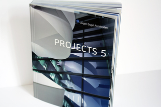 Projects 5 – Showcase from KSP Jürgen Engel Architekten                                                  Editorial Design