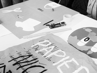 Poster Workshop PLAKATALYSATOR for Stiftung Deutsches Design Museum.  <br />  More soon