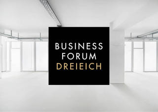 Business Forum Dreieich – Corporate Design
